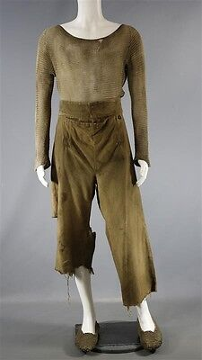 Black Sails Randall Lawrence Joffe Screen Worn Shirt Pants & Shoes S2