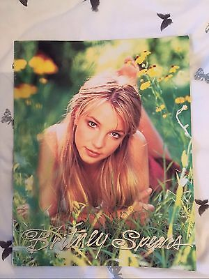 Britney Spears Baby One More Time Tour Book Programme Ultra Rare