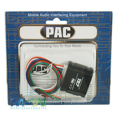 NEW PAC TR7 UNIVERSAL TRIGGER OUTPUT MODULE PARKING BRAKE for VIDEO BYPASS TR-7