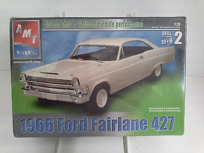 AMT ERTL 1966 Ford Fairlane 427 1:25 Scale - Sealed