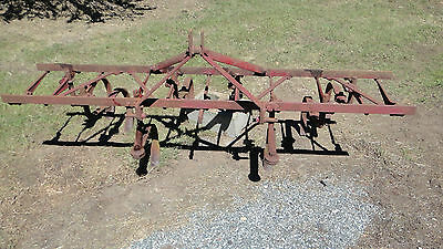 Tractor Cultivator 3 Point Hitch Mounted Farm Equipment