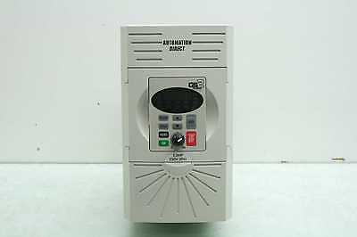 Automation Direct GS2-23P0 Brushless AC Inverter Drive, 3 HP Speed Control