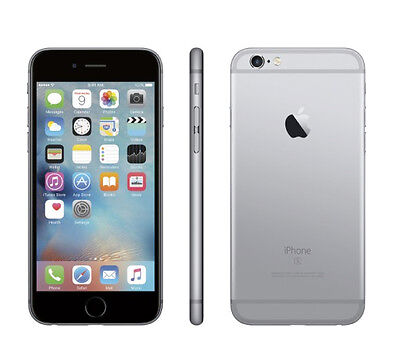 """New Other Apple iPhone 6S 16GB Gray T-Mobile 4G LTE 4.7"""" iOS Smartphone"""