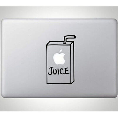 "Fashion Juice Decal Sticker Skin Cover for MacBook Air/Pro 11"" 12"" 13"" 15"" 17"""