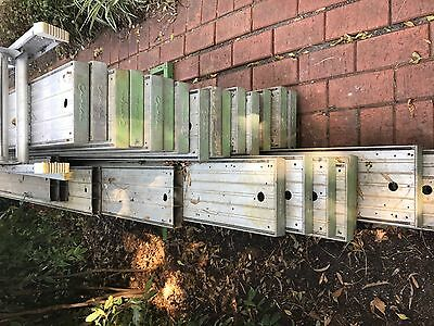 Builders clearout - aluminium planks updated list