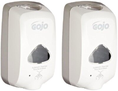 GOJO Purell TFX Touch Free Hands Free Soap/Sanitizer Dispenser  -  New in Box