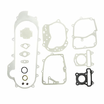 Complete Gasket Set 390mm GY6 139QMA 139QMB 50cc 49cc Chinese Scooter Engine