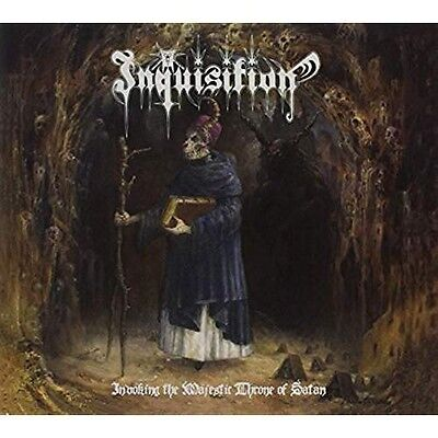 INQUISITION - Invoking the Majestic Throne of Satan T ...