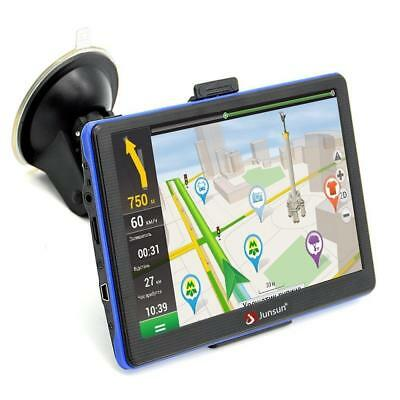 Portable Car GPS Navigation System Units 7 Inch Capacitive screen 8GB...