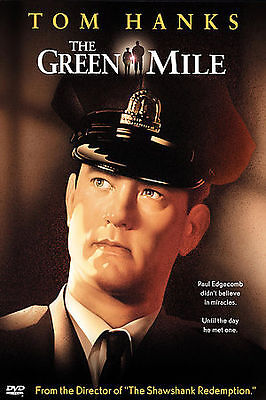 The Green Mile - Tom Hanks (DVD, 2000) BRAND NEW FACTORY SEALED FREE SHIPPING