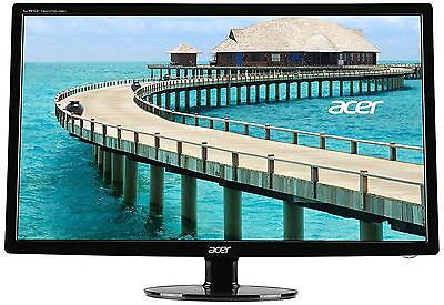 """Acer 24"""" HD Led Lit Monitor 1920 x 1080, 5ms"""
