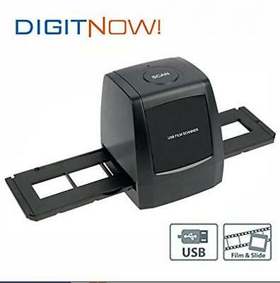 Digitnow 135mm or 35mm negative slide scanner Connect easily to PC via USB