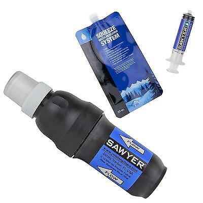 Sawyer Products SP129 PointOne Water Filtration System with 32 Ounce...