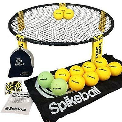 Spikeball Road To Victory Kit As Seen on Shark Tank TV 2 Glow In The Dark...