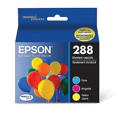 Epson T288520 DURABrite Ultra Color Combo Pack Standard Capacity Cartridge Ink