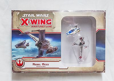 Star Wars X-Wing Rebel Aces Expansion Pack