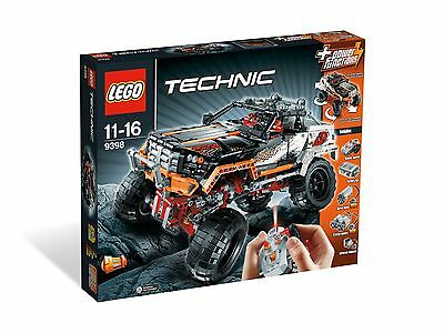 Lego Technic 9398 Pickup 4*4  Nuovo Con Power Functions