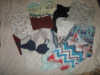 MIXED LOT OF LADIES CLOTHING - x 11 FABULOUS BARGAIN - SO CHEAP + 3 FREE ITEMS
