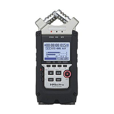 ZOOM H4nPro Linear PCM IC Handy Recorder Portable F/S .