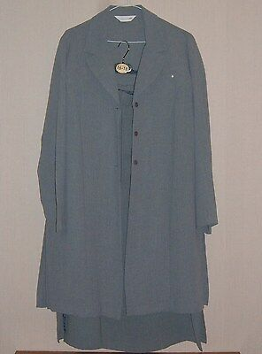 3 Pces..size 16/18 Grey Jacket/trousers/skirt