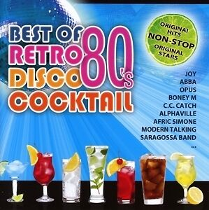 Best Of Disco 80s Cocktail - VARIOUS [CD]
