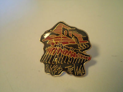Vintage  PINK FLOYD  Badge pin button rock psych the wall doors lp t shirt patch