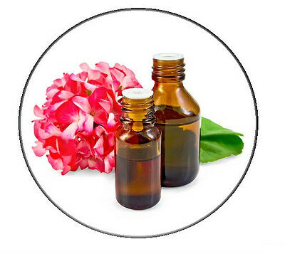 NEW Geranium essential oil - Organic