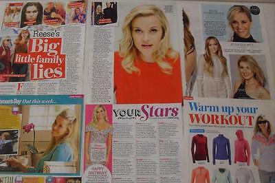 5 X REESE WITHERSPOON *Magazine Clippings