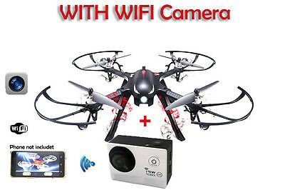 MJX Bugs Drone 3 Brushless Quadcopter 2.4G 4CH 6-Axis Gyro 3D Drone BRAND NEW