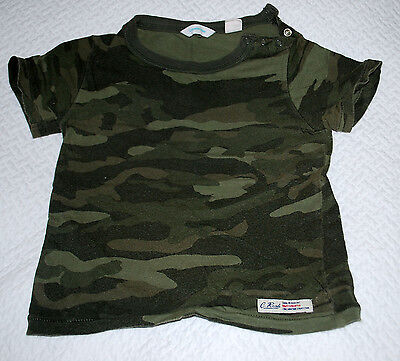 baby boy Country Road T-shirt Size 1 (12-18mths)