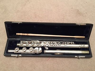 Silver  Student Flute - used - Queensland Education
