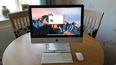 """Apple iMac 21.5"""" IntelCore i5, 500GB HDD, 16GB RAM, Mid 2011. Great condition."""