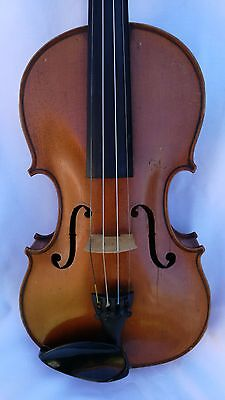 ~ A Good Authentic French Violin Made For Beare & Sons 1888 ~