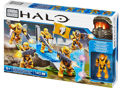 Mega Bloks Halo Unsc Fireteam Eagle Battle Pack Brand New In Box Cnd00