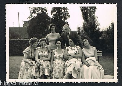 FOTO vintage PHOTO, schöne Damen Mode fashion beautiful ladies belles femmes /78