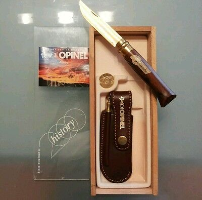 Collection Couteau Opinel N 8  History 2000 Collector Canif Knive Neuf