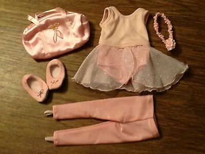 Magic Attic Doll outfit Ballet outfit