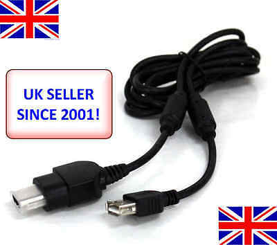 Xbox (Original) / XBMC / CoinOPS - USB socket > Xbox control port adapter cable
