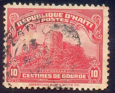 Haiti 10C Used Stamps A20426 Trees
