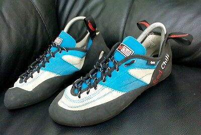 Red Chilli SPIRIT Climbing Shoes UK 5.5 EU 38.5