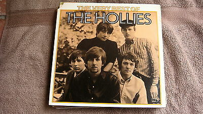The Hollies - The Very Best Of The Hollies - Stereo Vinyl Lp   Near Mint-
