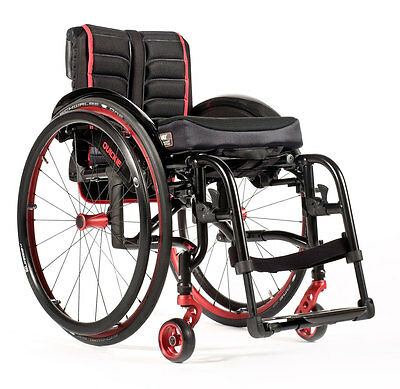 Sunrise Medical Quickie Neon 2 Folding Wheelchair
