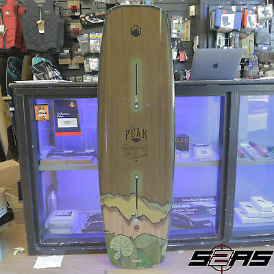 Used 2017 Liquid Force Peak 141cm Wakeboard