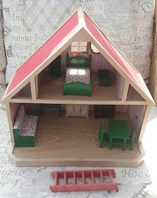 Sylvanian Families House and Furniture
