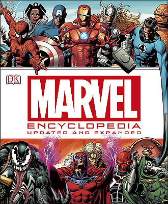 Marvel Encyclopedia Updated And Expanded / Encyclopedie