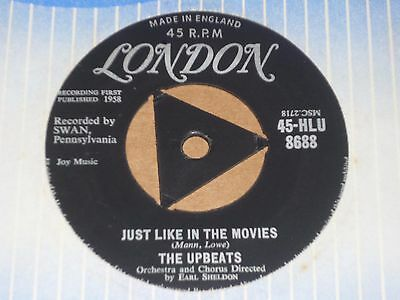 "Upbeats ""Just Like In The Movies"" London Tri 45"