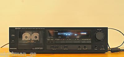 Denon Tape-Deck DR M14HX - Englisch + German