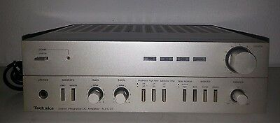 Technics SU-C 03 Stereo Integrated Amplifier