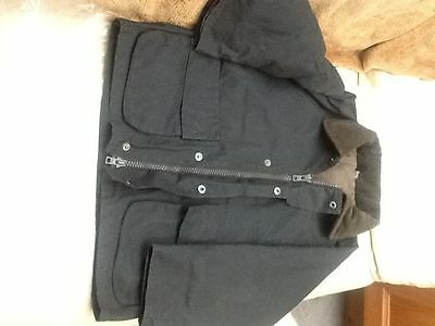New **childs Riding Wax Coat Age 2-3
