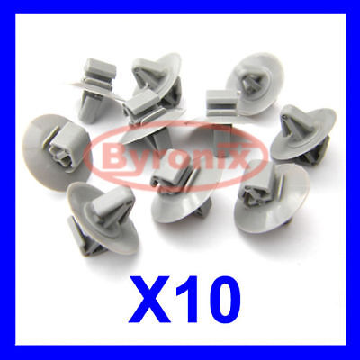 Renault Trafic Master Door Side Moulding Trim Clips Plastic
